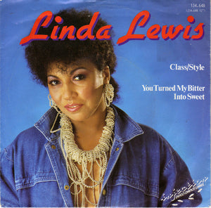 Linda Lewis - Class/Style   7""