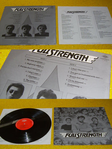 Full Strength ‎– Full Strength (LP)