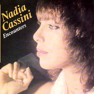 "Nadia Cassini ‎– Encounters (7"")"