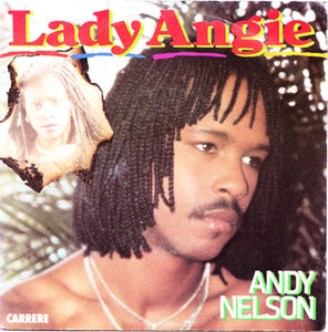 Andy Nelson - Lady Angie, 7""