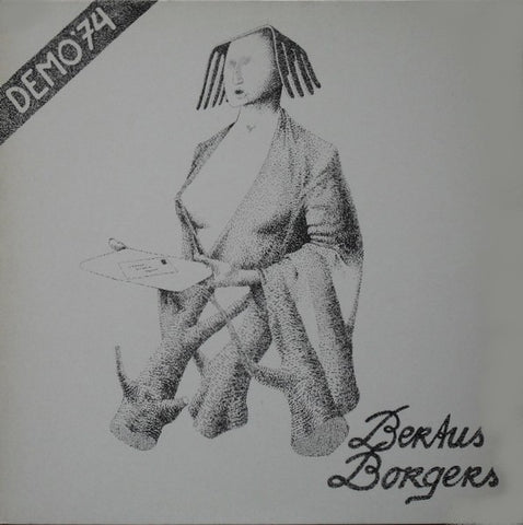 Bertus Borgers ‎– Demo '74 (LP)