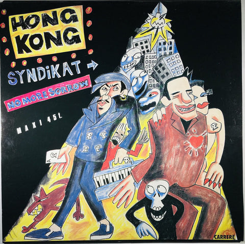 "Hong Kong Syndikat - No More Sorrow (12"")"