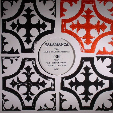 "Various ‎– Salamanca Issue #1 (12"")"