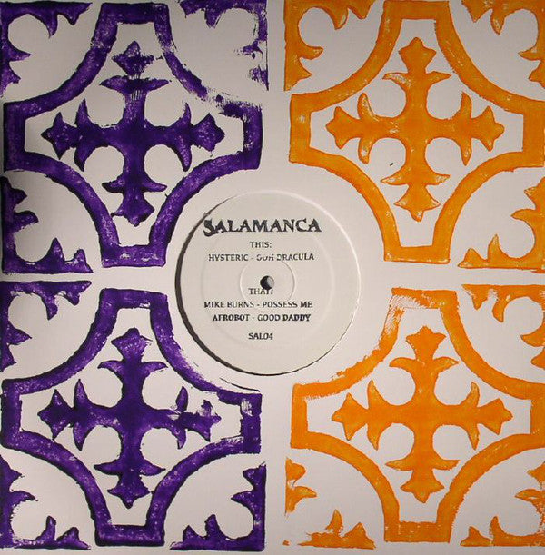 "Various ‎– Salamanca Issue #4 (12"")"