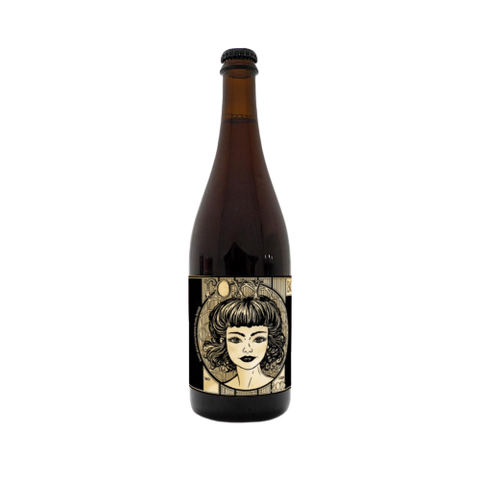Penyllan Brewing(DK) - Roxy Bourbon, Wood AgedOld Ale aged in Bourbon Barrels 12%, 75cl