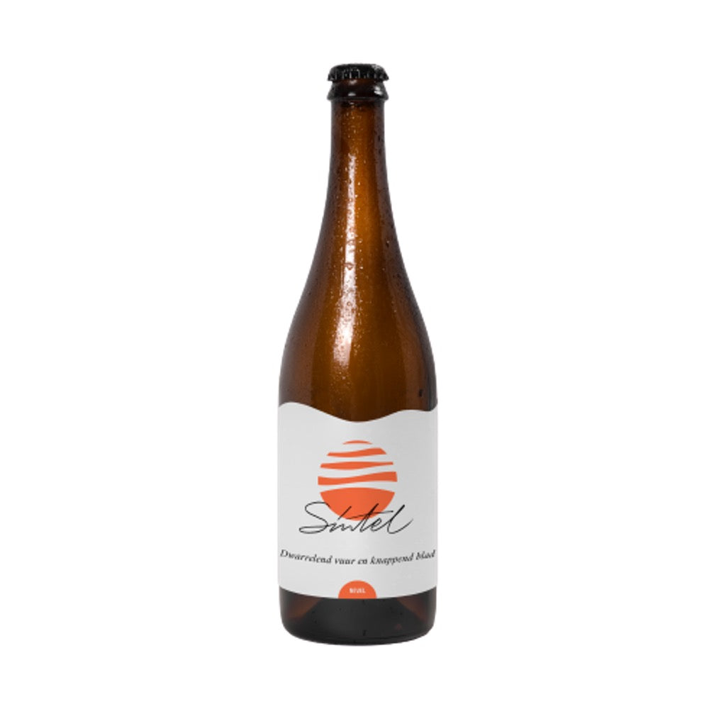 Nevel Artisan Ales(NL) - Sintel (Wood aged wild amber beer with  roasted willow bark)5,7%