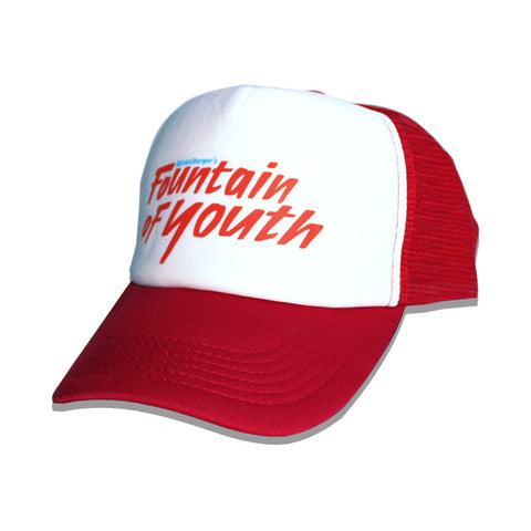 Fountain of Youth Trucker Cap