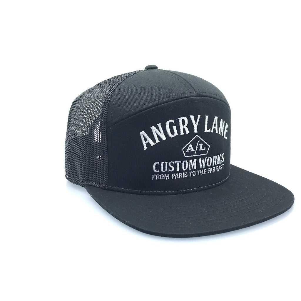 Custom Works Trucker - ANGRY LANE