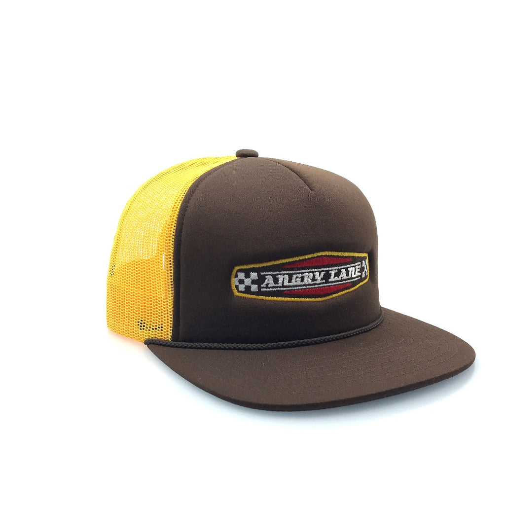 Race Day Trucker - ANGRY LANE