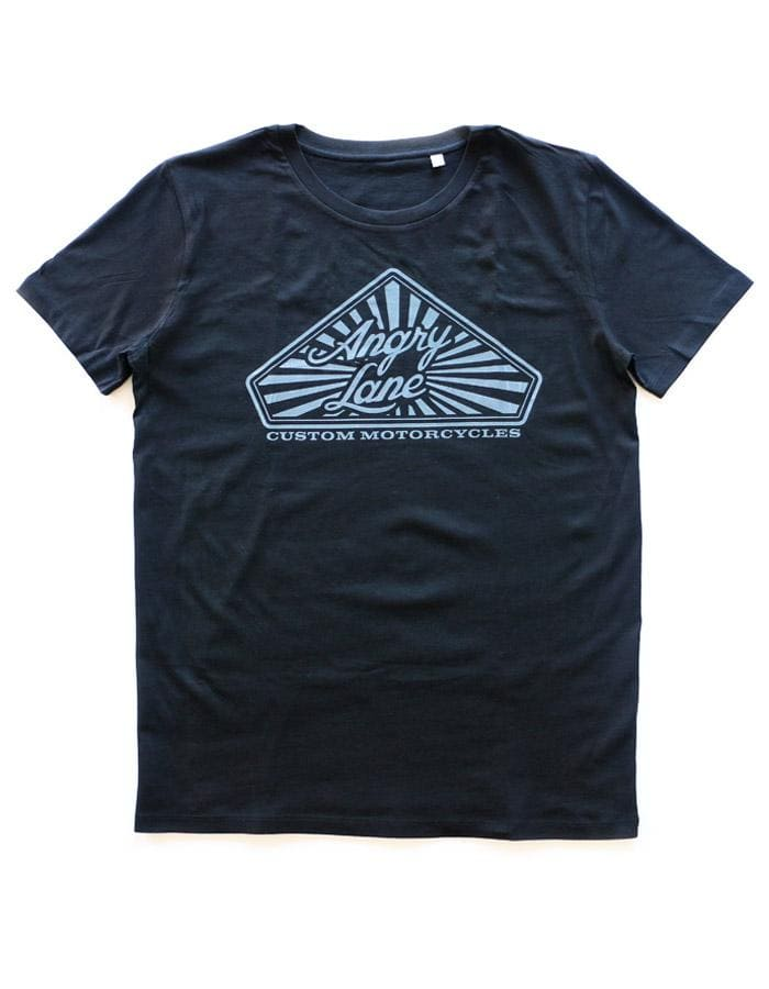 Diamond Grey T-shirt - ANGRY LANE