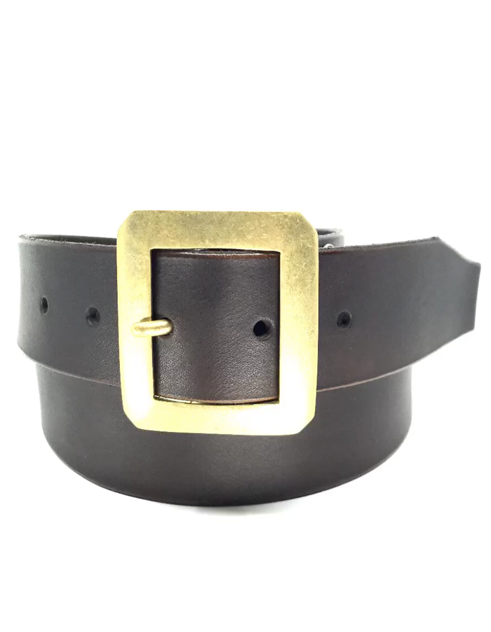 Handmade Leather Belt - ANGRY LANE