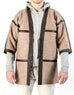 KENDOGI - Japanese Martial Arts Style Shearling Jacket - ANGRY LANE
