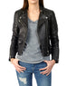 Rin French Lambskin Biker Jacket