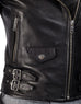 RIN - The Biker Leather Jacket - ANGRY LANE
