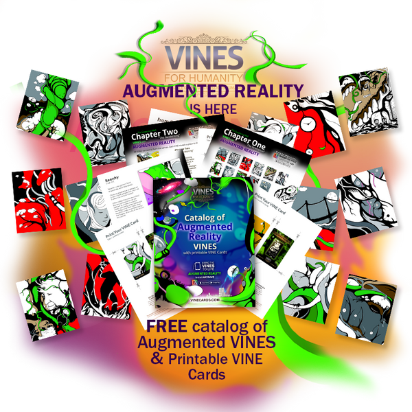 Get updates and download the free VINE Card catalog