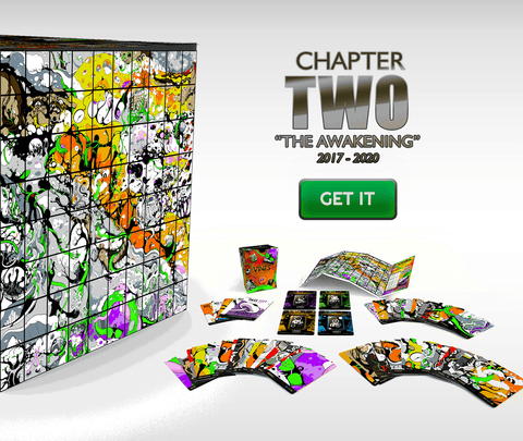 VINES for Humanity Chapter Two Card Game Deck