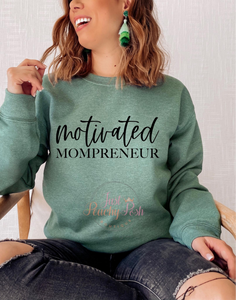 Motivated Mompreneur