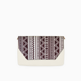flap bag<br/>aztec flap