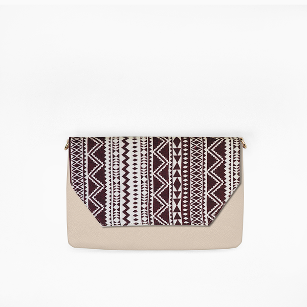 flap bag | aztec flap