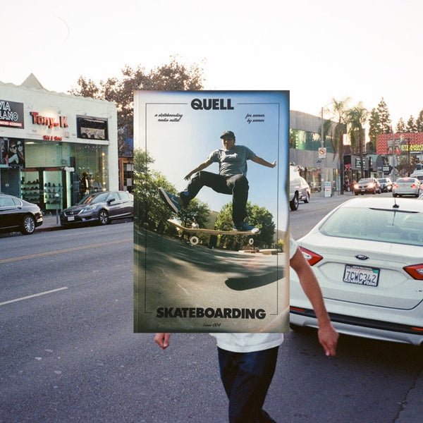 Quell Skateboarding Issue 4