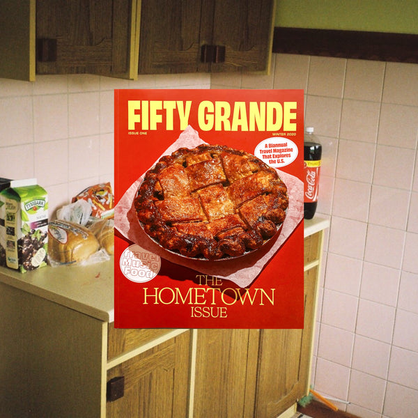 FIFTY GRANDE Issue 1