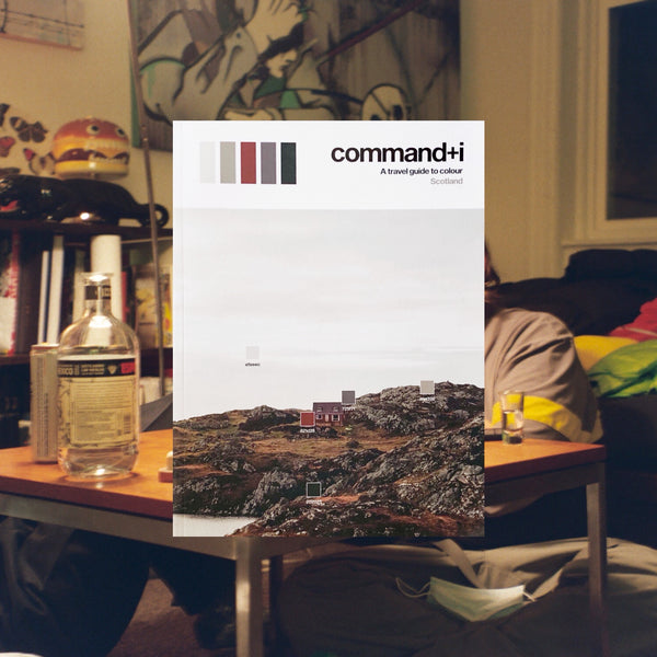 command + i Scotland issue