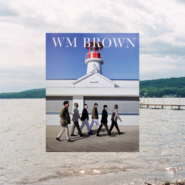 WM Brown Issue 7