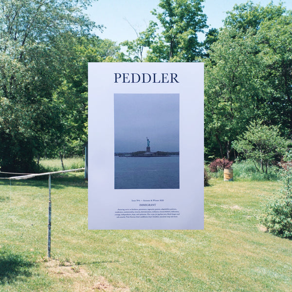 Peddler Issue 6