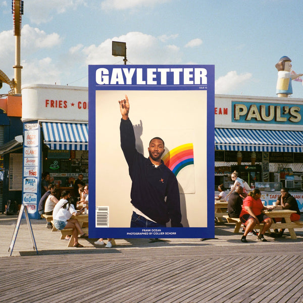 GAYLETTER Issue 10