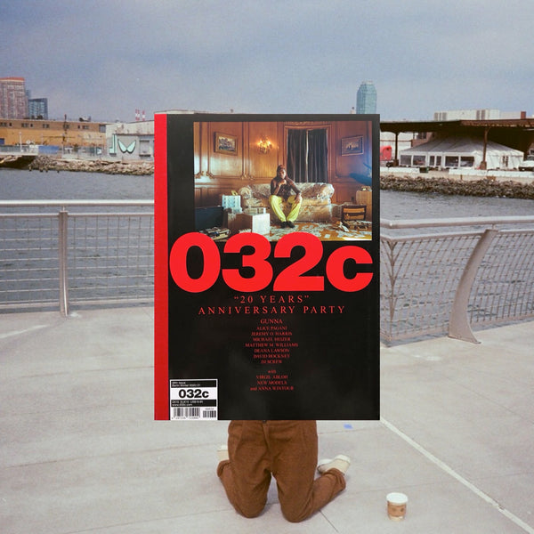 "032C Issue 38 – Winter 2020/2021 ""20 Years"""