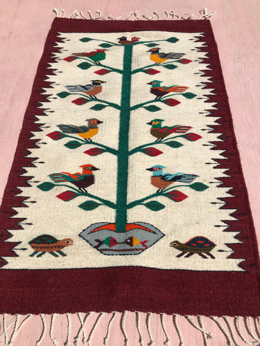 SMALL OAXACAN WOOL RUGS