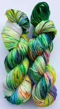 "Load image into Gallery viewer, ""Life Spell"" 100% Merino Wool Hand Dyed Yarn"