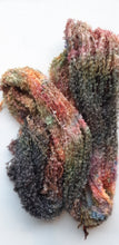 "Load image into Gallery viewer, ""Secret Spell"" Mohair/ Viscose/Merino Blend Hand Dyed Yarn"
