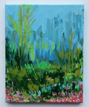 "Load image into Gallery viewer, ""Poppy Meadow"" Painting on Canvas"