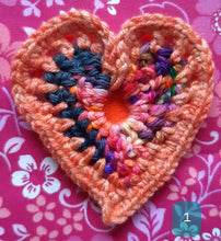 Load image into Gallery viewer, Crocheted Valentines