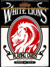Load image into Gallery viewer, White Lions Series A - Red