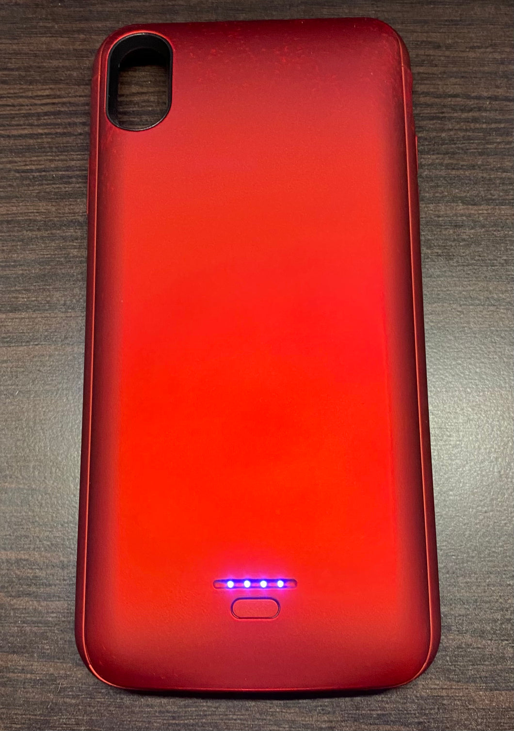iPhone XS Max - Battery Case (Red)