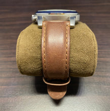 Load image into Gallery viewer, Grant Chronograph Brown Leather Watch