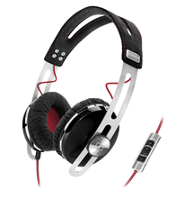 Load image into Gallery viewer, Momentum On-Ear Headphone - Black