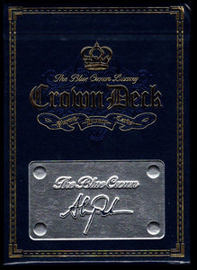 Blue Crown Deck Luxury - 2012 1st Edition