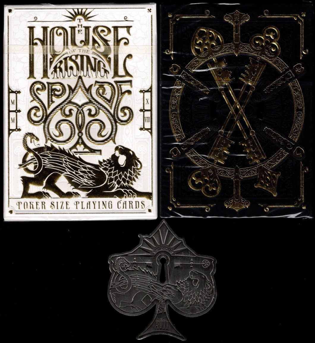 House of the Rising Spade set