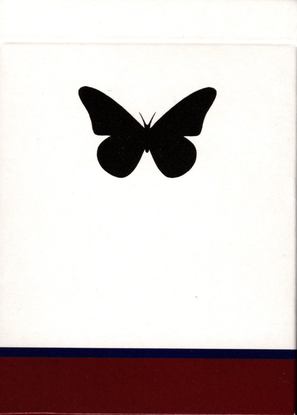 Butterfly - Red Marked