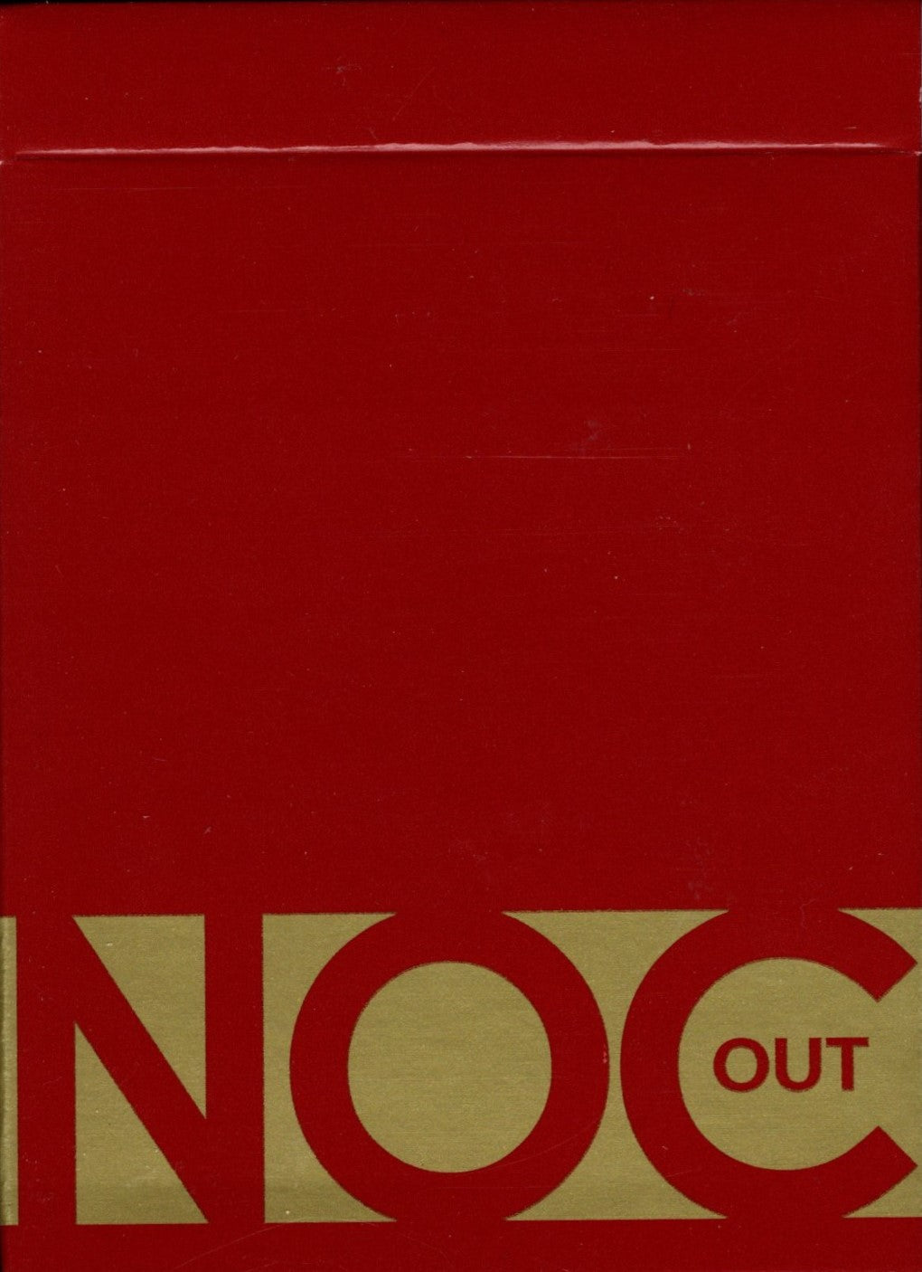 NOC Out - Red/Gold