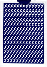 Load image into Gallery viewer, X Playing Cards - Blue