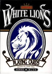 White Lions Series A Blue