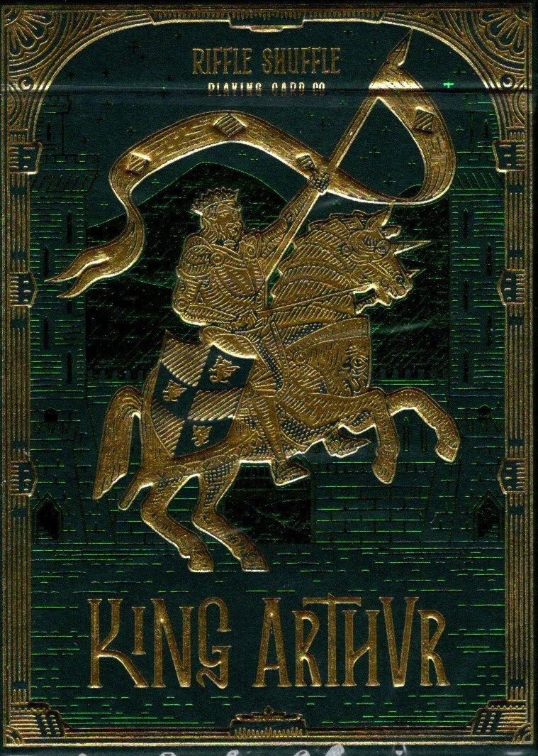 King Arthur - Emerald Saga