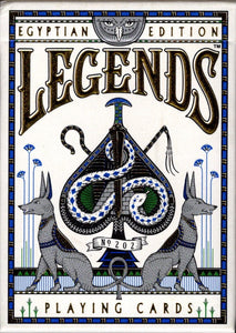 Legends Egyptian Edition - Blue