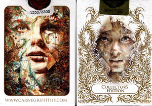 Artist Playing Cards 2 deck set