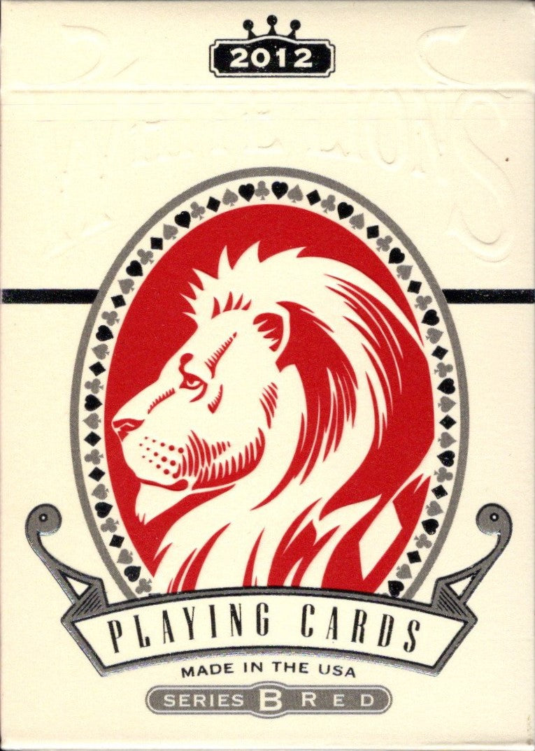 White Lions Series B Red