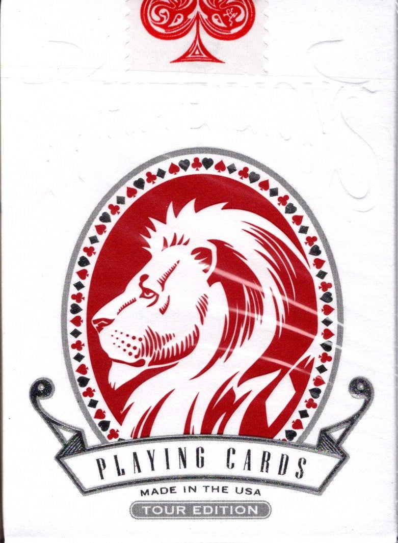 White Lions Series B Tour - Red